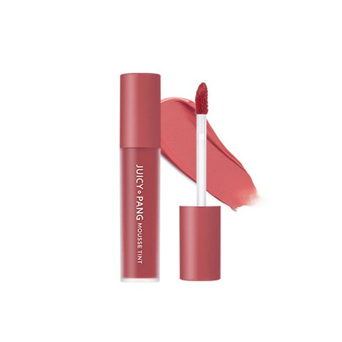 [A'Pieu] Juicy Pang Mousse Tint #PK01 5.5g (Weight : 70g)