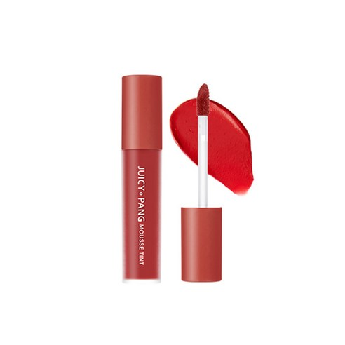 [A'Pieu] Juicy Pang Mousse Tint #RD01 5.5g (Weight : 70g)