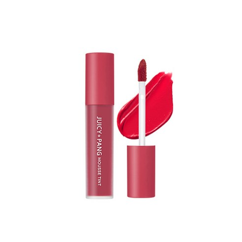[A'Pieu] Juicy Pang Mousse Tint #RD02 5.5g (Weight : 70g)