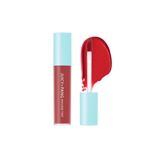 [A'Pieu] Juicy Pang Mousse Tint #RD03 5.5g (Weight : 70g)