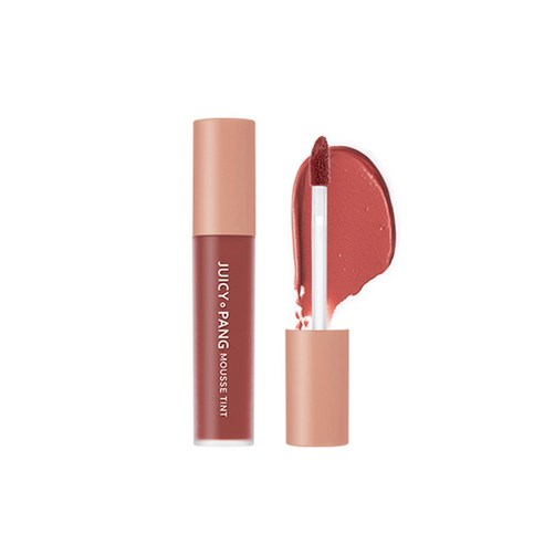 [A'Pieu] Juicy Pang Mousse Tint #RD04 5.5g (Weight : 70g)