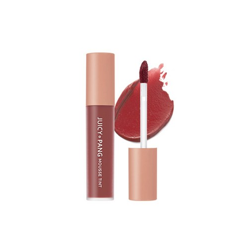 [A'Pieu] Juicy Pang Mousse Tint #RD05 5.5g (Weight : 70g)