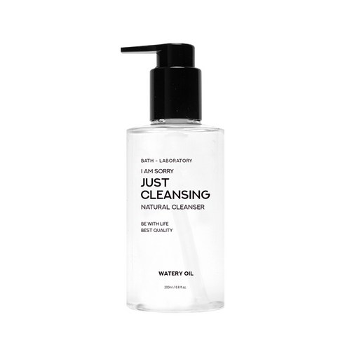 [B-LAB] I Am Sorry Just Cleansing Watery Oil 200ml (Weight : 300g) | MYKOCO.COM