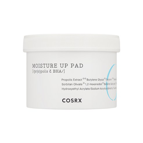 [Cosrx] One Step Moisture Up Pad 70pcs/135ml (Weight : 220g)
