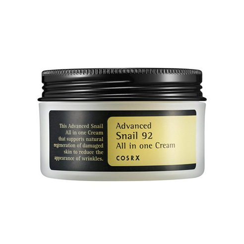 [Cosrx] Advanced Snail 92 All In One Cream 100g (Weight : 170g)