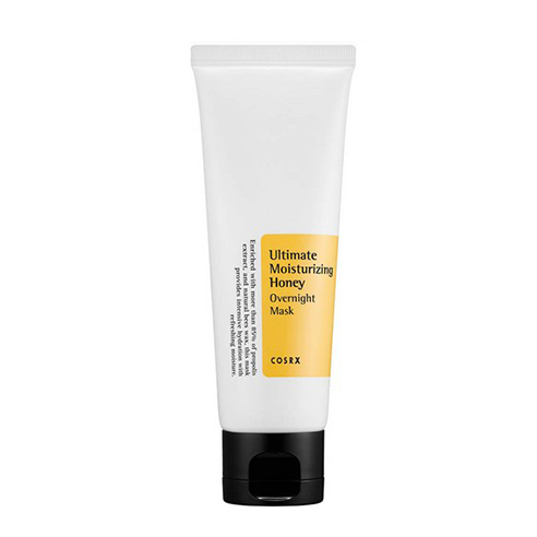 [Cosrx] Untimate Moisturizing Honey Overnight Mask 60ml (Weight : 104g)