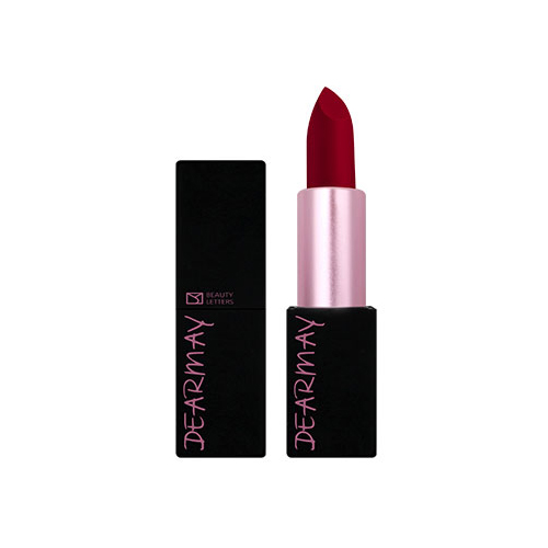 [Dearmay] Breeze Matte Lipstick #01 Real Garnet 3.5g (Weight : 40g)