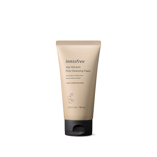 [Innisfree] Volcanic Pore Cleansing Foam 150ml (Weight : 200g)