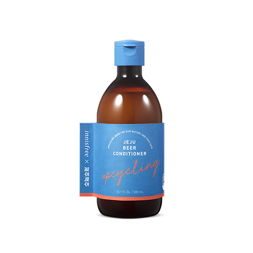 [Innisfree] Innisfree X Jeju Beer Conditoiner 300ml (Weight : 370g)