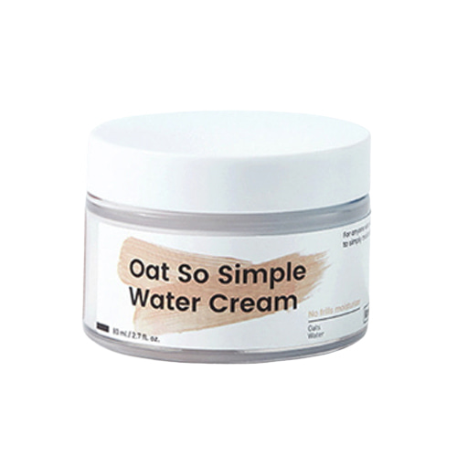 [Kravebeauty] Oat So Simple Water Cream 80ml (Weight : 200g) | MYKOCO.COM