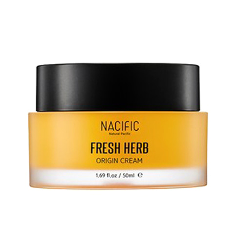 [Nacific] Fresh Herb Origin Cream 50ml (Weight : 90g)