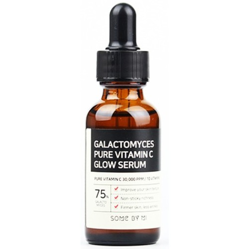 [E][Some By Mi] Galactomyces Pure Vitamin C Glow Serum 30ml (Weight : 60g)